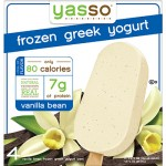 Yasso Frozen Greek Yogurt Pops